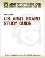Army ADP Board Study Guide
