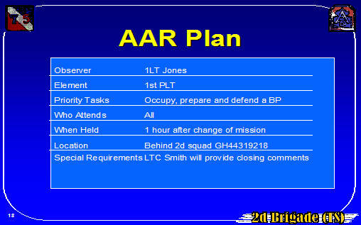 After Action Review Aar Armystudyguide Com