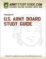 Army Study Guide cover